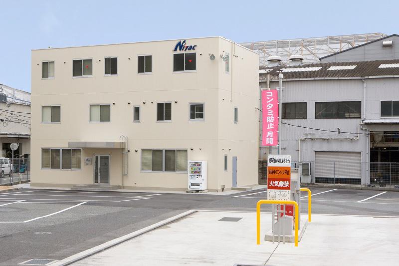 ニヤクコーポレーション様 新神戸事業所 新築工事