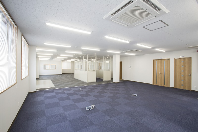 ニヤクコーポレーション様 神戸事業所他 建替工事