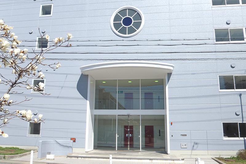 鷹取倉庫 リニューアル工事