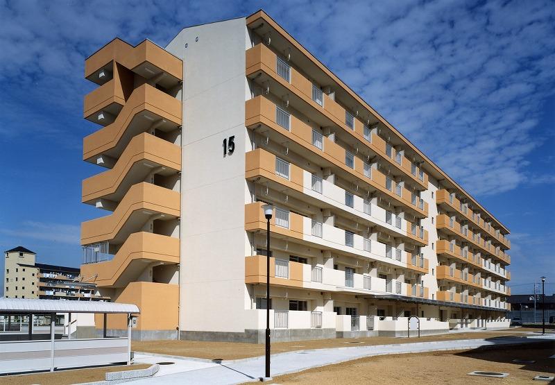 府営岸和田吉井第2高層住宅(建て替え)新築工事
