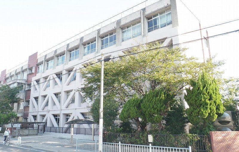 条南小学校地震補強工事