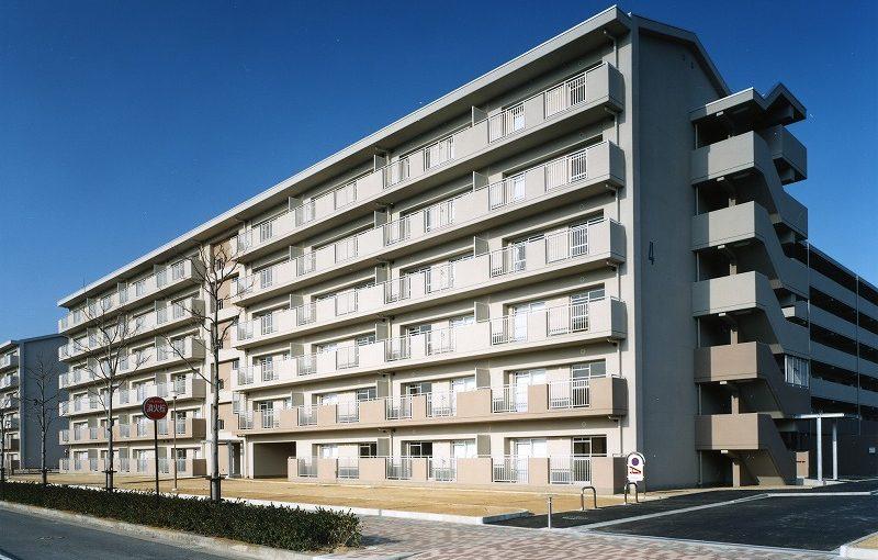 大阪府営田尻りんくう第1期高層住宅新築工事