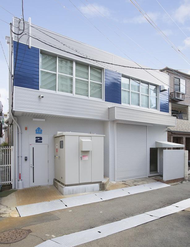 ツジカワ阿倍野倉庫新築他工事