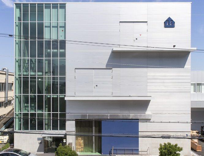 ツジカワ八尾工場1号棟大規模改修工事