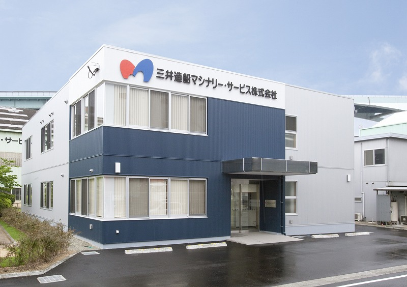 MZM大阪事務所新築工事