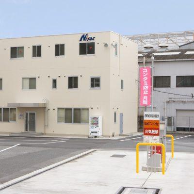 ニヤクコーポレーション神戸事業所事務所他建替工事