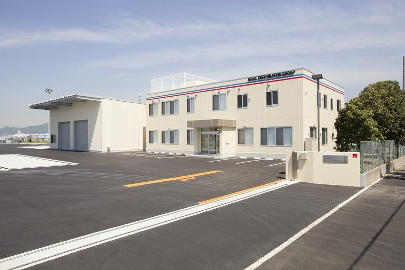 ニヤクコーポレーション新神戸事業所新築工事