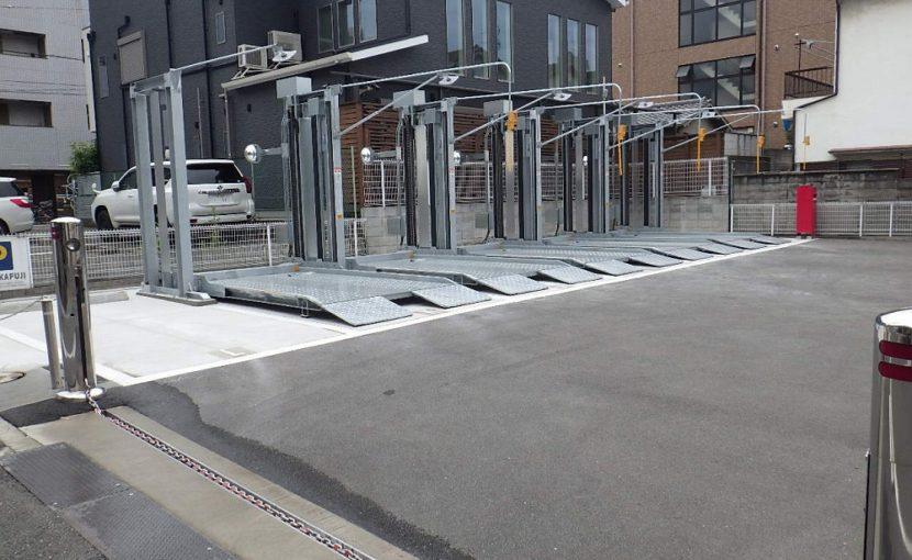 車之町駐車場整備工事