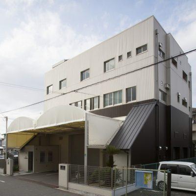 鷹取倉庫リニューアル工事