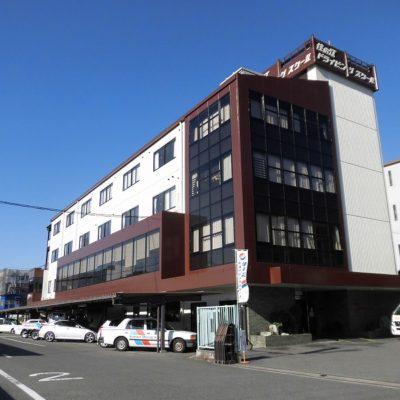 住の江ドライビングスクール外装修繕工事