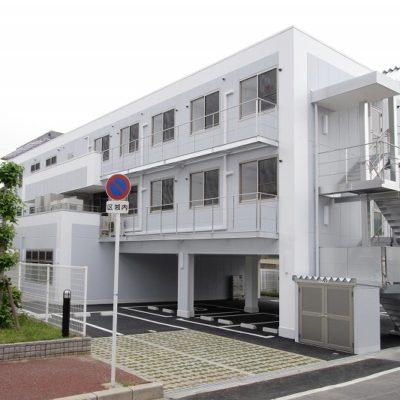 平野瀬戸口複合施設新築工事